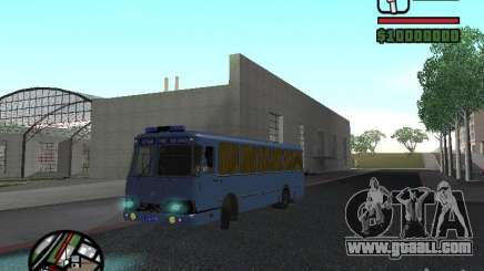 LIAZ 677Š for GTA San Andreas