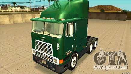 Navistar International 9800 for GTA San Andreas