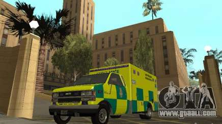 London Ambulance for GTA San Andreas