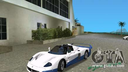 Maserati MC12 for GTA Vice City