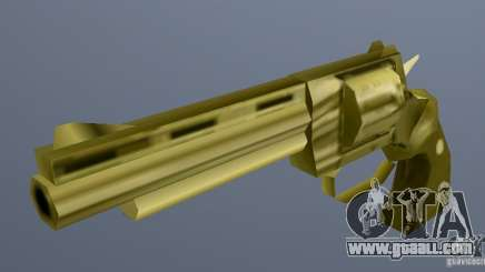 Gold Python for GTA Vice City