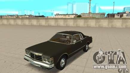 Chrysler Le Baron 1978 for GTA San Andreas