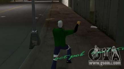 Gangnam Style for GTA Vice City