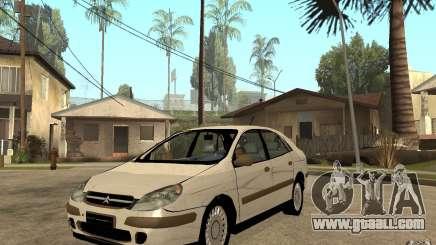 Citroen C5 HDI for GTA San Andreas