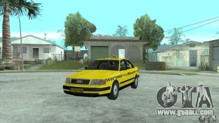 Audi 100 C4 (Taxi) for GTA San Andreas