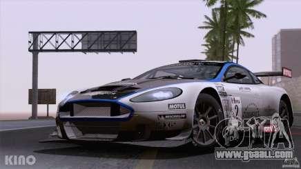 Aston Martin Racing DBRS9 GT3 for GTA San Andreas