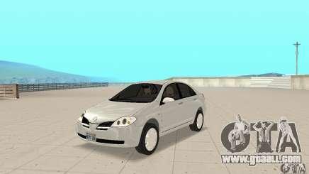 Nissan Primera for GTA San Andreas