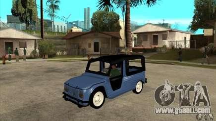 Citroen Mehari for GTA San Andreas