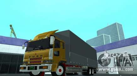 Mitsubishi Fuso for GTA San Andreas