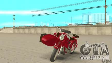 BMW R75 for GTA San Andreas
