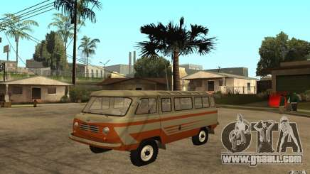 UAZ 450v for GTA San Andreas