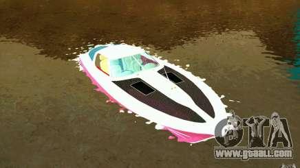 Mamba Speedboat for GTA San Andreas