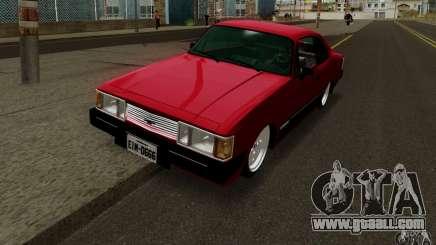 Chevrolet Opala Diplomata 1986 for GTA San Andreas