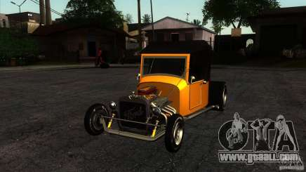 Ford T 1927 Hot Rod for GTA San Andreas