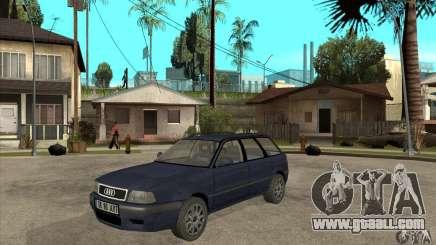 Audi 80 B4 Avant for GTA San Andreas