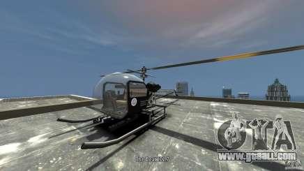 Sparrow Hilator for GTA 4