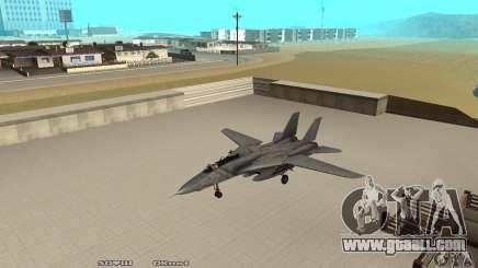 F14W Super Weirdest Tomcat Skin 1 for GTA San Andreas