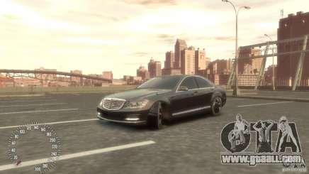 Mercedes-Benz S350 VIP for GTA 4