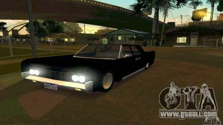 Lincoln Continental 1966 for GTA San Andreas
