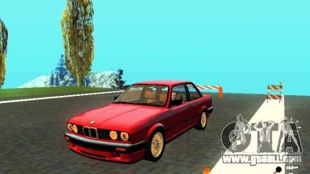 BMW E30 87-91 for GTA San Andreas