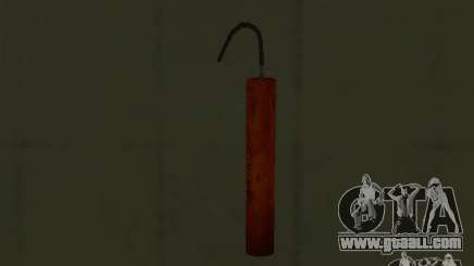 Dynamite for GTA San Andreas