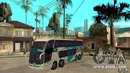 Marcopolo Paradiso 1800 G6 8x2 for GTA San Andreas
