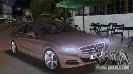 Mercedes-Benz CLS350 for GTA Vice City