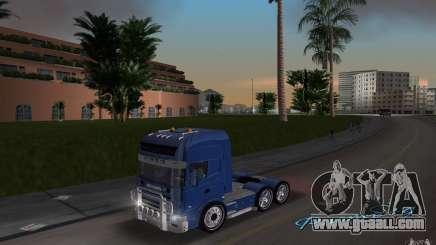 SCANIA 164L 580 V8 for GTA Vice City