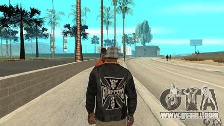 Westcoast skin for GTA San Andreas