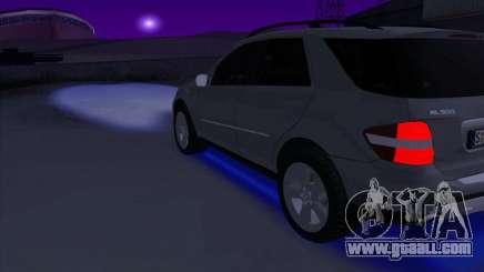 Neon-neon lighting in GTA San Andreas for GTA San Andreas