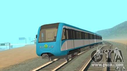 Metro 81-7021 for GTA San Andreas