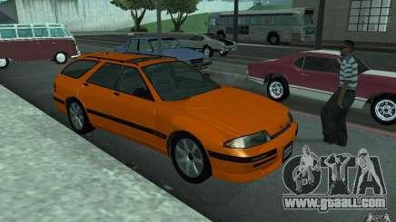 Stratum of GTA IV for GTA San Andreas