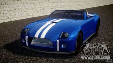 Ford Shelby Cobra Concept for GTA 4
