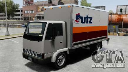 New ads for the truck, Mule for GTA 4