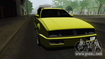 Volkswagen Corrado 1995 for GTA San Andreas