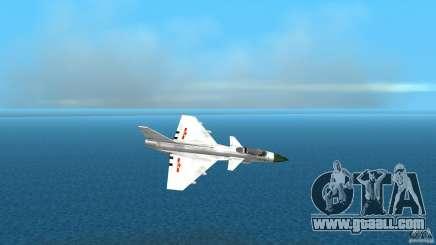 J-10 for GTA Vice City