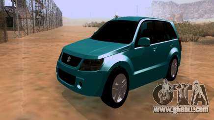 Suzuki Grand Vitara for GTA San Andreas