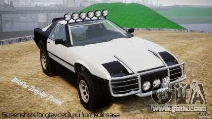 Ruiner Trophy Truck for GTA 4