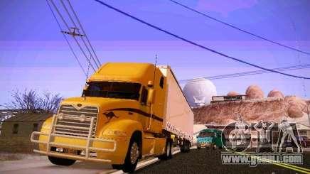 Mack Vision Oliva for GTA San Andreas