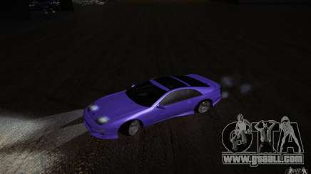 Nissan 300 ZX for GTA San Andreas