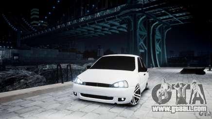Lada Kalina Tuning for GTA 4