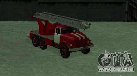 ZIL 131 Al-30 for GTA San Andreas