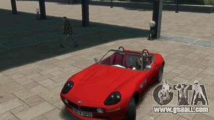 BMW Z8 for GTA 4