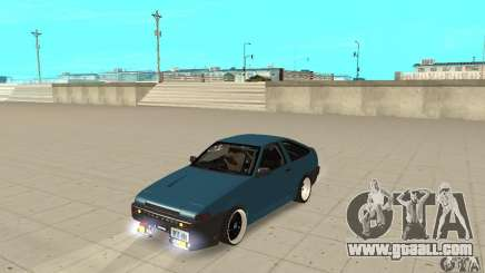 Toyota Sprinter for GTA San Andreas