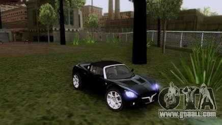 Vauxhall VX220 Turbo for GTA San Andreas