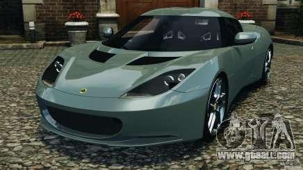 Lotus Evora 2009 v1.0 for GTA 4