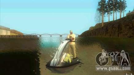 Thruster 87 for GTA San Andreas