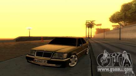 Mercedes-Benz W124 E420 AMG for GTA San Andreas