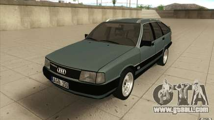 Audi 100 Avant Quattro for GTA San Andreas