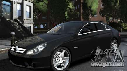 Mercedes-Benz CLS 63 AMG for GTA 4